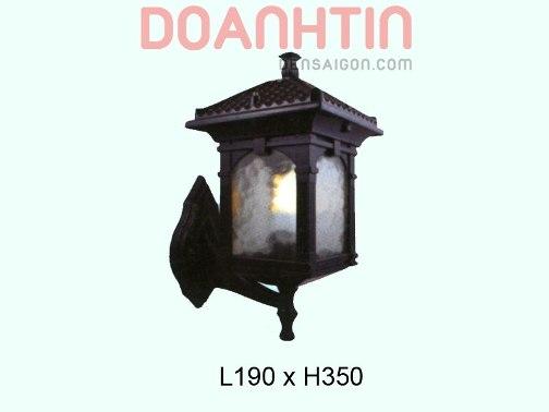Đèn Tường Cổng Trang Trí Ngoại Thất - Densaigon.com