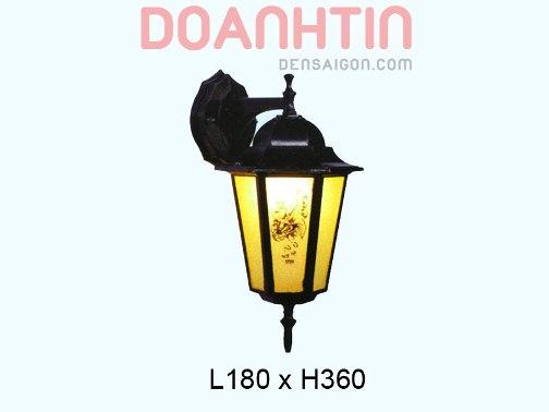 Đèn Tường Cổng Kiểu Dáng Cuốn Hút - Densaigon.com
