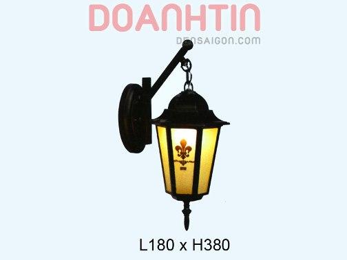 Đèn Tường Cổng Phong Cách Sang Trọng - Densaigon.com