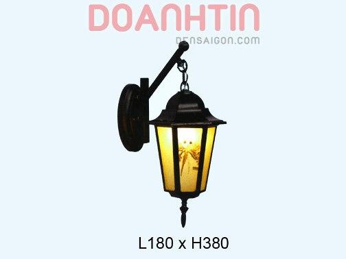 Đèn Tường Cổng Kiểu Dáng Lôi Cuốn - Densaigon.com