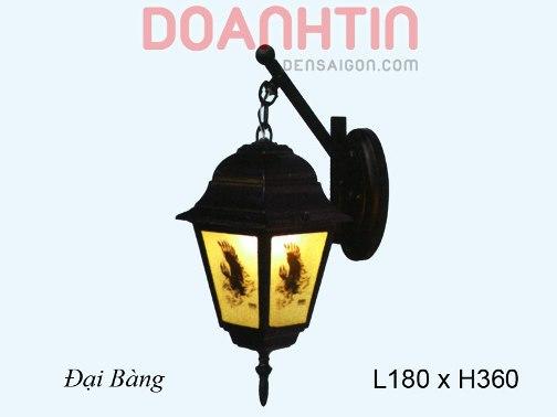 Đèn Tường Cổng Mẫu Mã Đẹp - Densaigon.com