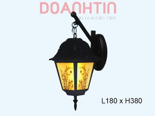 Đèn Tường Cổng Ánh Sáng Dịu - Densaigon.com