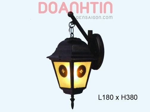 Đèn Tường Cổng Kiểu Dáng Gọn Đẹp - Densaigon.com