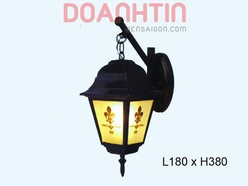 Đèn Tường Cổng Kiểu Dáng Tinh Tế - Densaigon.com