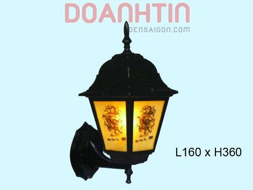Đèn Tường Cổng Kiểu Dáng Trang Nhã - Densaigon.com