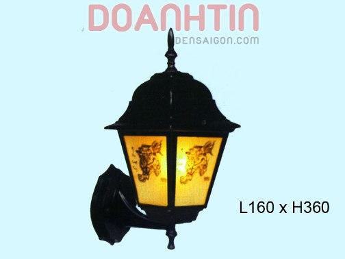 Đèn Tường Cổng Kiểu Dáng Sang Trọng - Densaigon.com