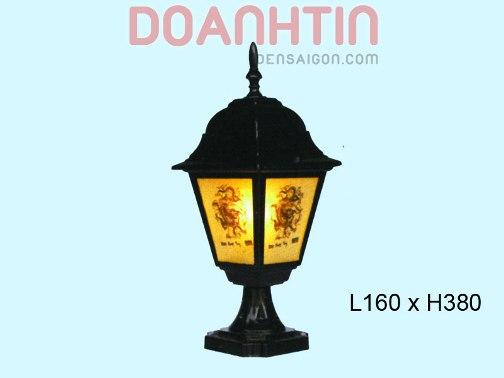 Đèn Cổng Thiết Kế Nổi Bật - Densaigon.com