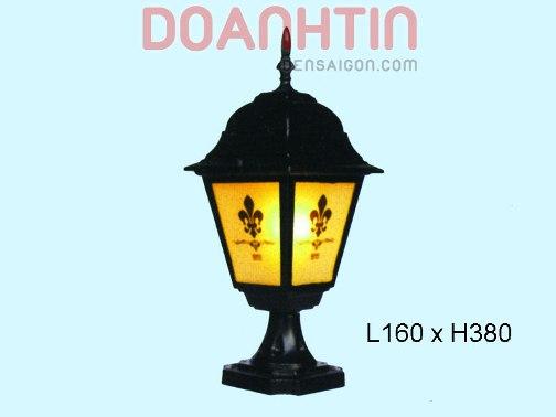Đèn Cổng Thiết Kế Sang Trọng - Densaigon.com