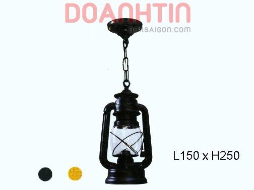 Đèn Thả Ngoài Trời Thiết Kế Mạnh Mẽ - Densaigon.com