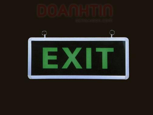 Đèn Exit - Lối Thoát Hiểm Hai Mặt Đẹp Giá Rẻ TPHCM