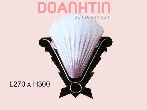 Đèn Tường Kiếng Thiết Kế Lôi Cuốn - Densaigon.com