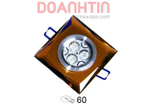 Đèn Ếch Pha Lê Trang Trí Phòng Ngủ - Densaigon.com