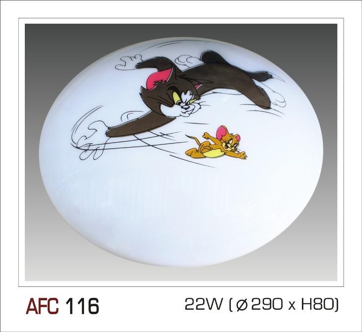 Đèn Áp Trần Hành Lang In Hình Tom And Jerry - Densaigon.com