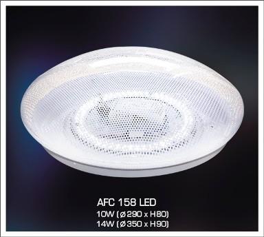Đèn Áp Trần LED Kiểu Dáng Đơn Giản - Densaigon.com