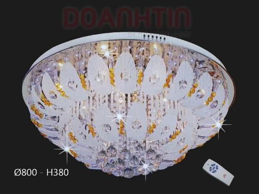 Đèn Chùm LED Tròn Thiết Kế Hoàn Hảo - Densaigon.com