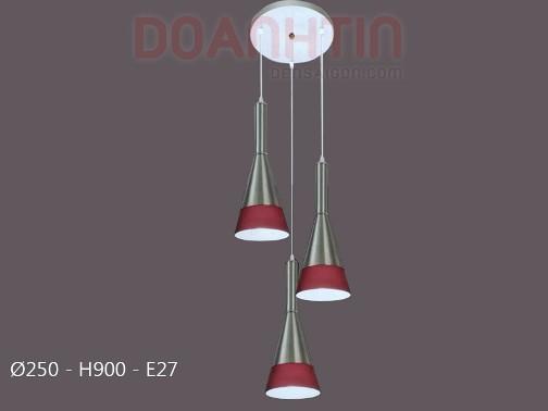Đèn Thả LED Thiết Kế Gọn - Densaigon.com