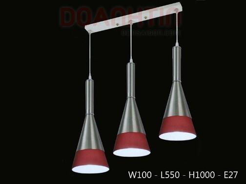Đèn Thả LED Thiết Kế Lạ Mắt - Densaigon.com