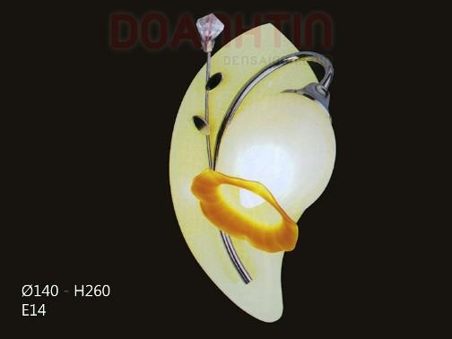 Đèn Tường Inox Thiết Kế Độc Đáo - Densaigon.com