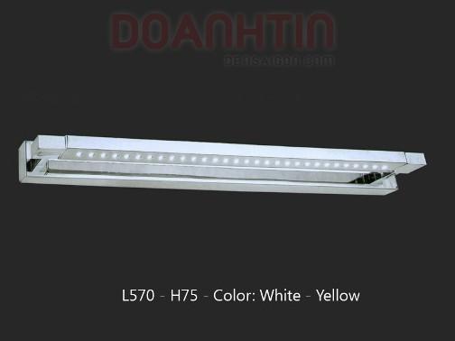 Đèn Soi Tranh LED Siêu Sáng Phong Cách Trang Nhã - Densaigon.com
