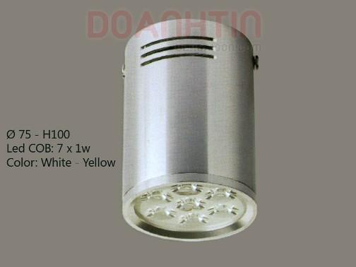 Đèn Lon Nổi LED COB Trang Trí Phòng Khách - Densaigon.com