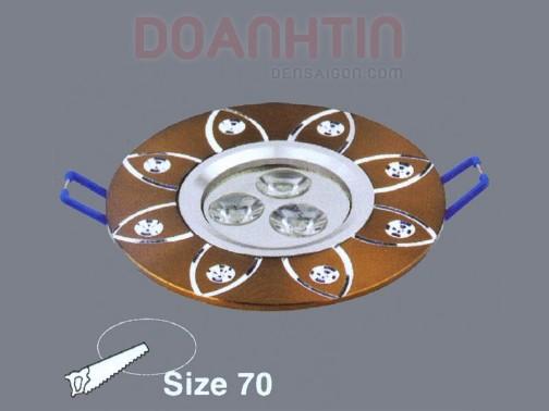 Đèn Mắt Ếch Thiết Kế Lôi Cuốn - Densaigon.com