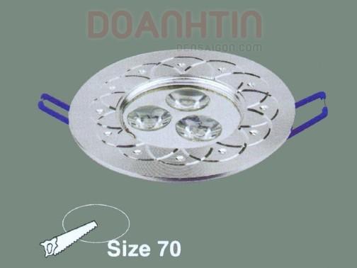 Đèn Mắt Ếch Thiết Kế Tinh Tế - Densaigon.com