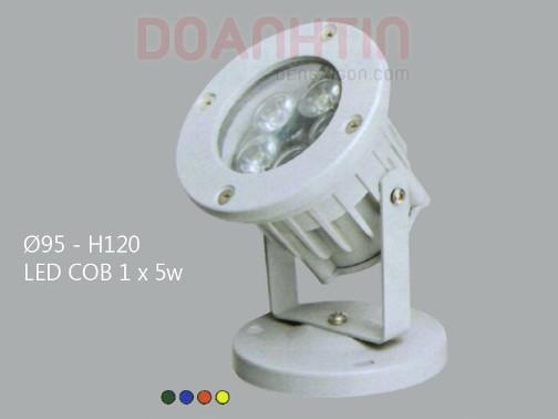 Đèn Cắm Cỏ Kiểu Dáng Ấn Tượng - Densaigon.com