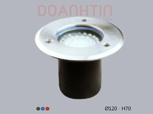 Đèn Cắm Cỏ Thiết Kế Gọn Đẹp - Densaigon.com