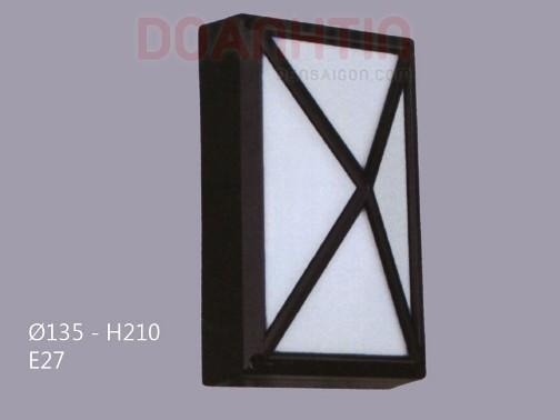 Đèn Tường Ngoại Thất Kiểu Dáng Trang Nhã - Densaigon.com