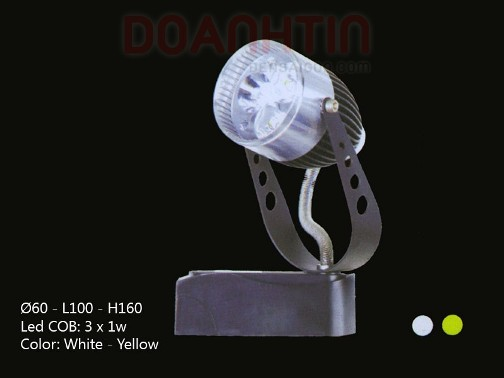 Đèn Rọi Tiêu Điểm LED Cao Cấp Giá Rẻ - Densaigon.com