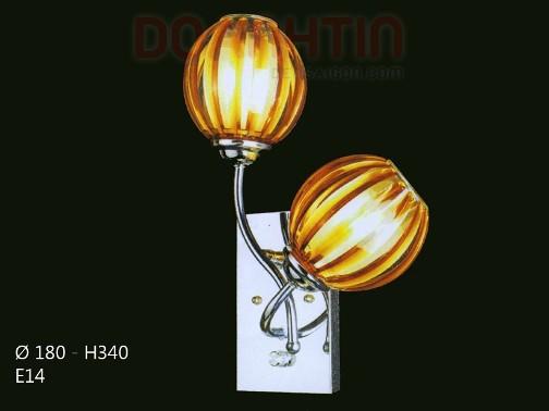 Đèn Tường Inox Kiểu Dáng Lạ Mắt - Densaigon.com
