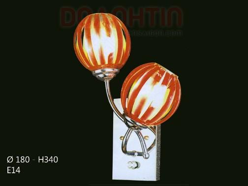 Đèn Tường Inox Phong Cách Ấn Tượng - Densaigon.com