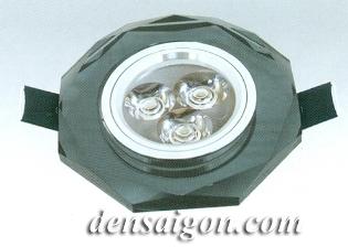 Đèn Mắt Ếch Pha Lê Cao Cấp Thiết Kế Cầu Kỳ - Densaigon.com