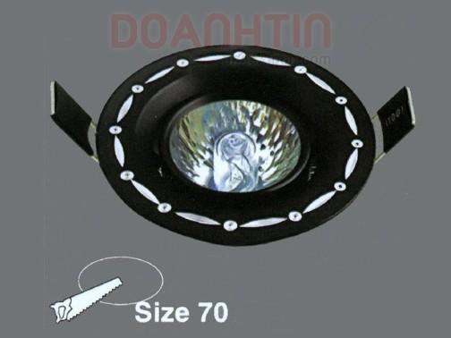 Đèn Mắt Ếch Cao Cấp Thiết Kế Mạnh Mẽ - Densaigon.com