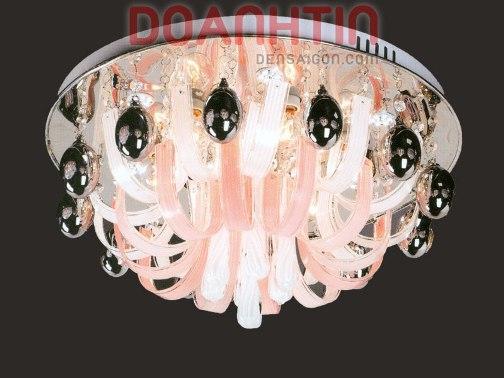 Đèn Chùm LED Tròn Màu Sắc Rực Rỡ - Densaigon.com