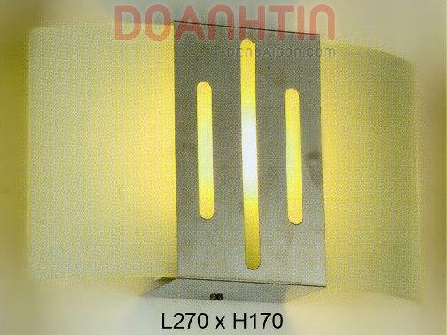 Đèn Tường Kiểu Ý Bóng LED Trang Trí Khách Sạn - Densaigon.com