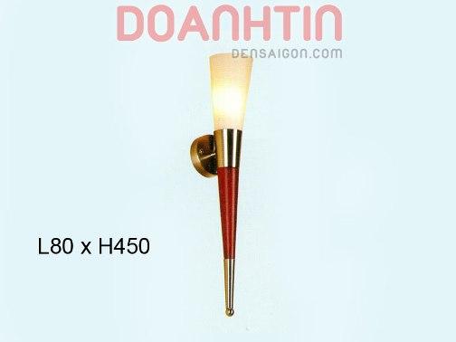 Đèn Tưởng Gỗ Thiết Kế Độc Đáo - Densaigon.com