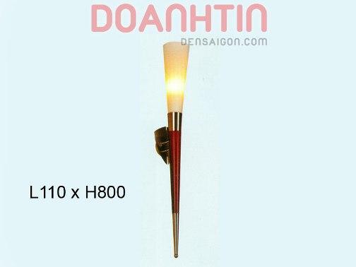 Đèn Tưởng Gỗ Thiết Kế Ấn Tượng - Densaigon.com