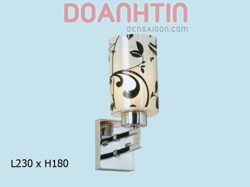 Đèn Tường Inox Trang Trí Phòng Khách - Densaigon.com