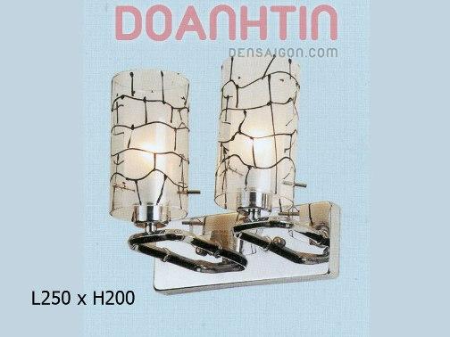 Đèn Tường Inox Trang Trí Biệt Thự - Densaigon.com
