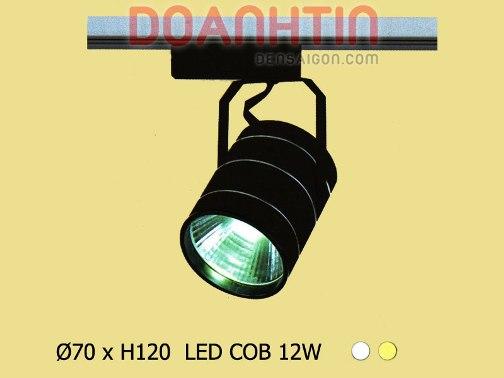 Đèn Tiêu Điểm 12W Phong Cách Nổi Bật - Densaigon.com