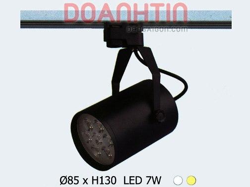 Đèn Thanh Ray LED 7W Phong Cách Mạnh Mẽ - Densaigon.com