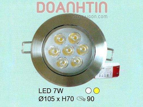 Đèn Mắt Trâu LED Thiết Kế Tinh Tế - Densaigon.com