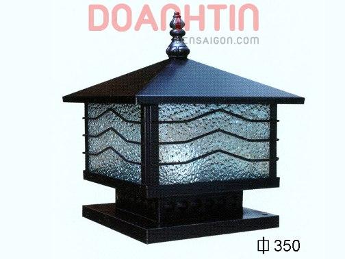 Đèn Gắn Cổng Thiết Kế Nhẹ Nhàng D350mm - Densaigon.com