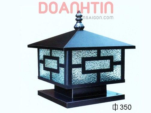 Đèn Gắn Cổng Phong Cách Trang Nhã - Densaigon.com