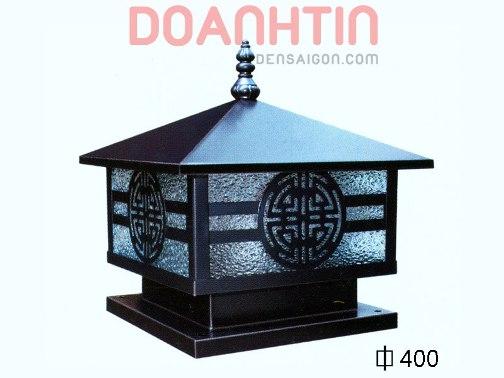 Đèn Gắn Cổng Phong Cách Ấn Tượng - Densaigon.com