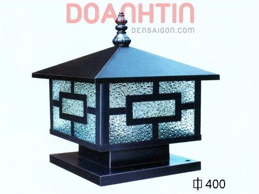 Đèn Gắn Cổng Phong Cách Quí Phái - Densaigon.com
