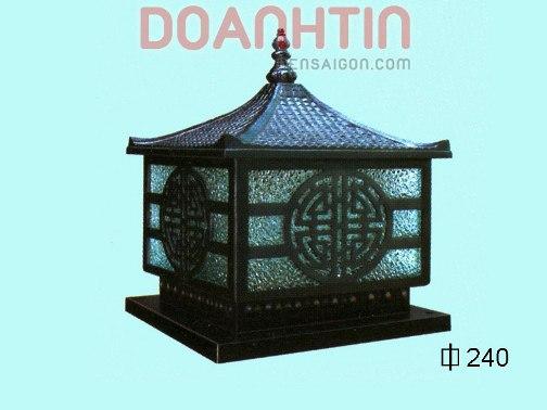 Đèn Gắn Cổng Phong Cách Nhật Ø240 - Densaigon.com
