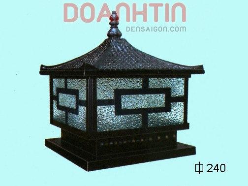 Đèn Gắn Cổng Phong Cách Sang Trọng - Densaigon.com