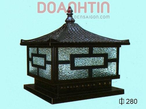 Đèn Gắn Cổng Phong Cách Cổ Điển - Densaigon.com